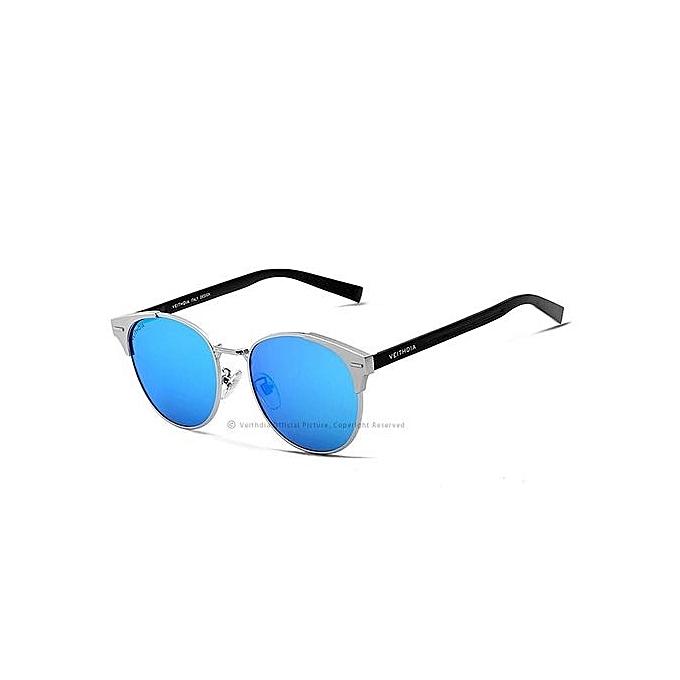 dd08236d71 VEITHDIA Unisex Retro Aluminum Brand Sunglasses Polarized Lens Vintage  Eyewear Accessories Sun Glasses Oculos For Men