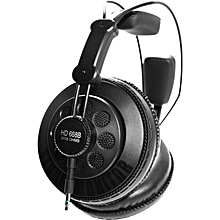 Superlux HD668B Professional Studio Monitoring Headphones BDZ Mall