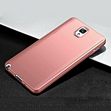 360 Full Body Protection Hard Slim Case Coated Non Slip Matte Surface with Tempered Glass Screen Protector for Samsung Galaxy Note 3   XXZ-Z