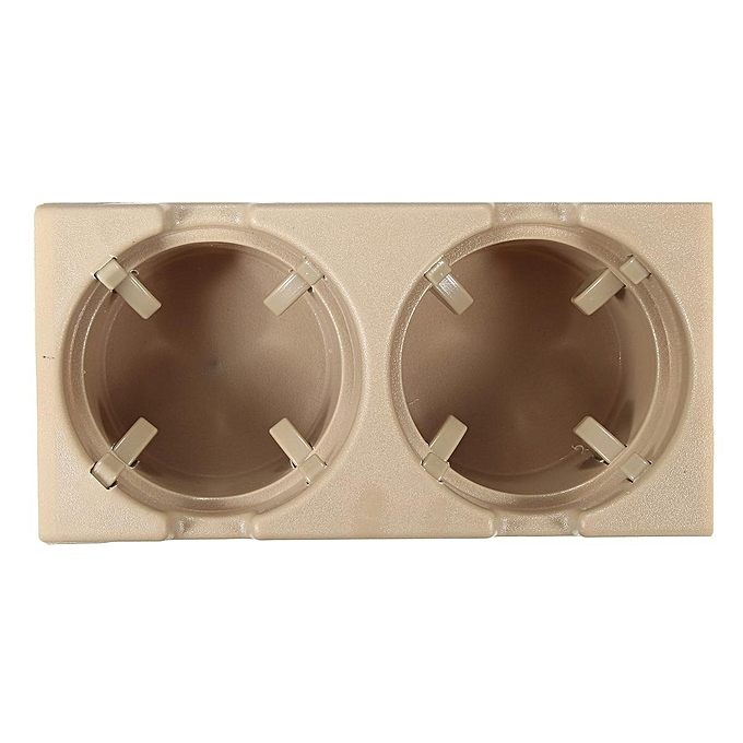 ... Beige Front Drink Cup Holder For BMW E46 1998-2006 3 Series # 51168217953 ...