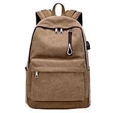 singedanHiking Backpack Travel Bag Waterproof Rain Laptop Camping Travel Bag  -Coffee