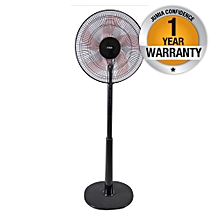 MFS1642/BL - Stand Fan - 16 Inch - Black