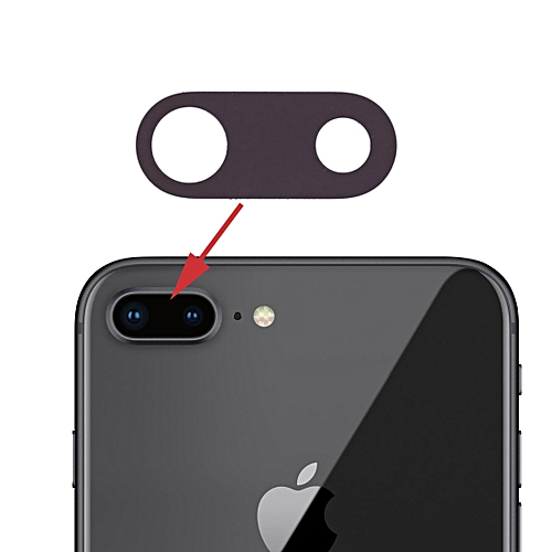 save off 01a5b 6c2ab Back Camera Lens for iPhone 8 Plus
