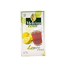 Tea Lemon Twist 50 g 25 Bags