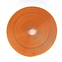Solid Color 8M Reduce Scraping Anti-Collision Wheel Rim Trims Protective Tape
