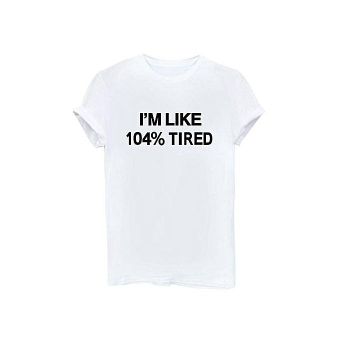 58ef3f68 Fashion Teen Girl Funny T Shirts Women Cute Tops Junior Graphic Tee ...