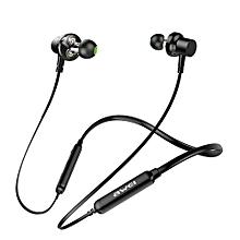 [Dual Dynamic Driver] AWEI G20 Bluetooth Earphone Neckband Magnetic Adsorption Waterproof Headphone