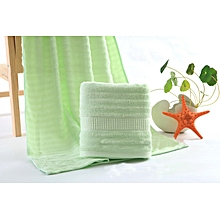 100 % BAMBOO BATH TOWEL- GREEN
