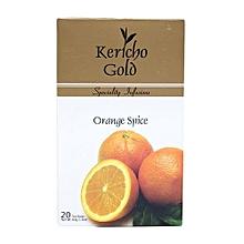 Kericho Gold 20 Orange Tea Bags - 40g