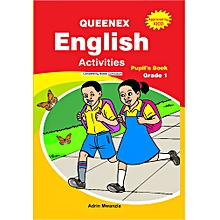 Queenex English Activities Grade 1