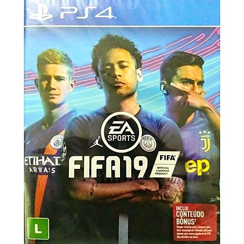 Fifa 2019 Playstation 4