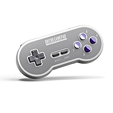 LEBAIQI 8Bitdo SN30 Wireless BT Portable Mini Handle Mobile Phone PC Android Game-controller