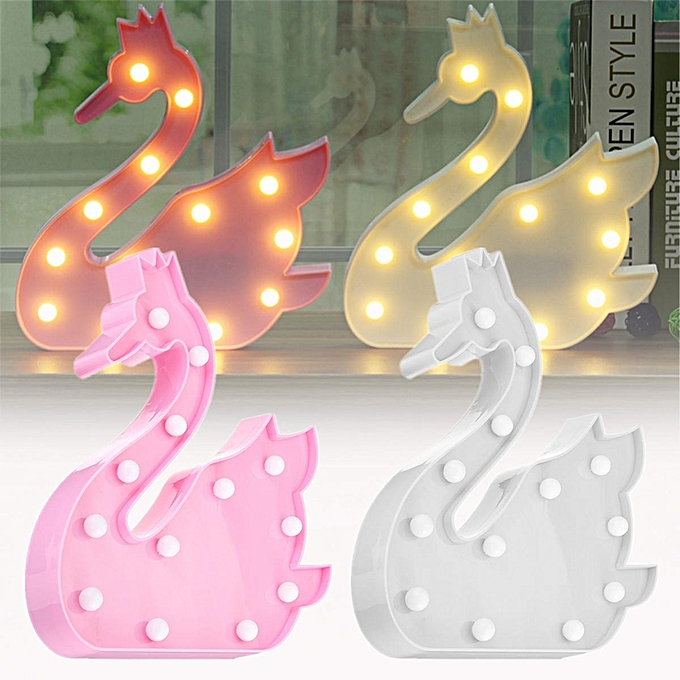 Buy Generic Schwan Swan Led Nachtlicht Tisch Lampe Licht Kinder