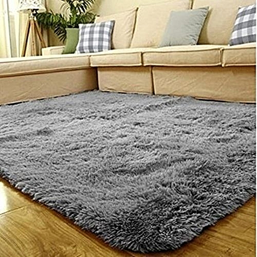 Super Soft Modern Area Silky Smooth Rugs Living Room Carpet Bedroom Rug For Children Play