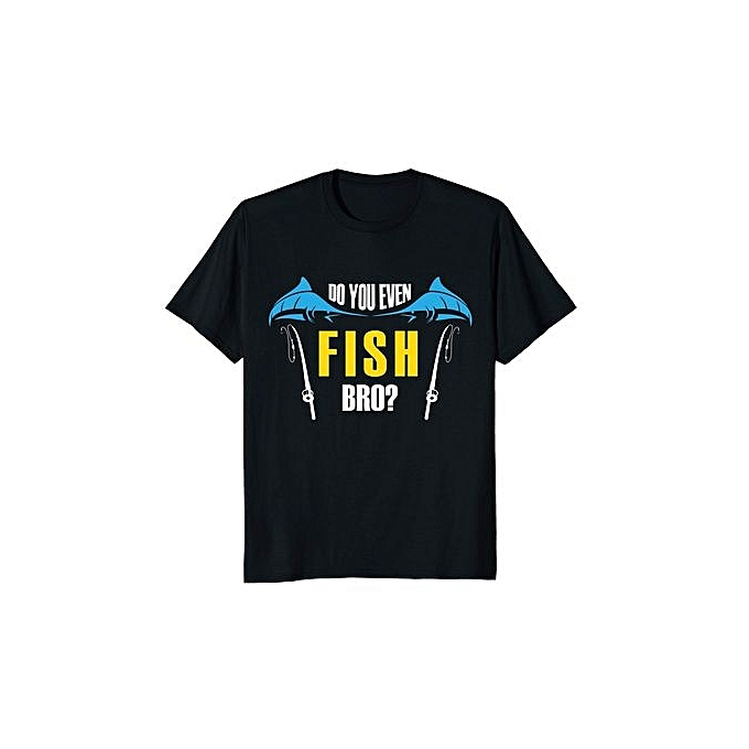 d0f366df35d1 Cool Fishing T-shirts For Fisherman Funny Fishing Gifts Men's Short Sleeve T -shirt