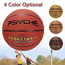 Official Size 7 PU Non-slip Basketball Wear-resistant Outdoor Basketball Balls