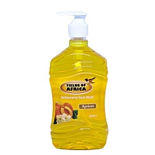 Apricot Antibacterial Liquid Hand Wash, 500ML
