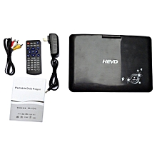 """9.8"""" Portable Mobile DVD Player Hi-speed USB TV Player Support VCD CD FM Game"""