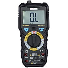 BSIDE ADM08D 6000 Counts True RMS Digital Large LCD Multimeter with Temperature Measurement