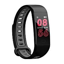 HL1 Multi sport Modes Smart Bracelet Color Display Dynamic HR Monitor Strap Changeable Watch