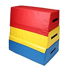 Soft Plyometric Jump Box 90x60x90