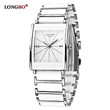 Brand Women Men Watch Casual Unique Quartz Luxury Fashion