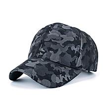 Women Men Camouflage Baseball Cap Snapback Hip Hop Flat Hat