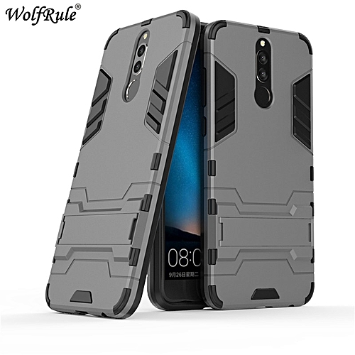 1c6c48c021f43 Generic For Huawei Nova 2i Case Luxury Hybrid Silicone Iron Man Armor Case  Cover For Nova2i Max Full Protect Phone Housing Shock Protection Back Cover  ...