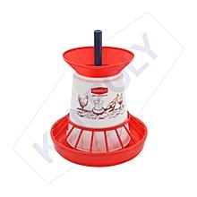 Durable Chicken Feeder  2.5 Ltrs