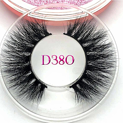 53a6db43e8f Generic Private label custom package mink eyelashes 3d mink lashes D379(C  0.15mm)