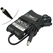 90W 19.5V 4.62A AC Adapter Charger for Dell Laptops - Black