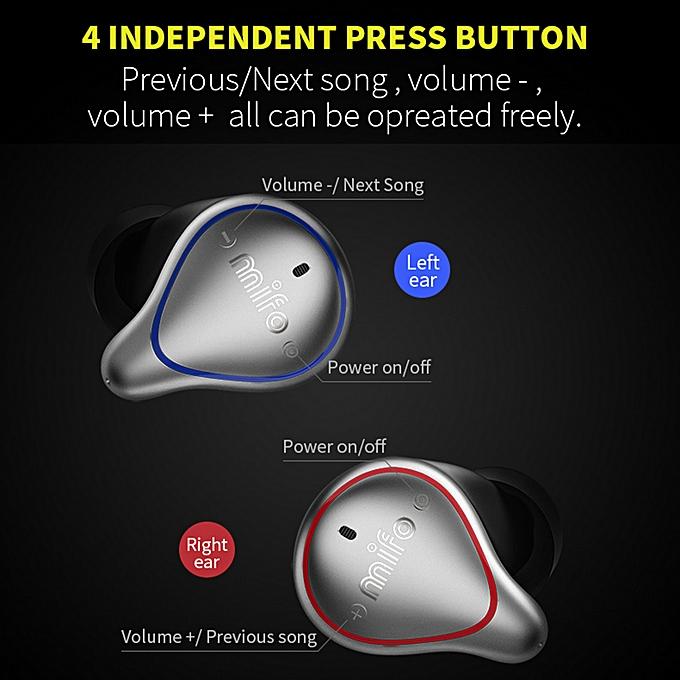 mifo O5 True Wireless Headphones 5 0 In-ear Earbuds TWS