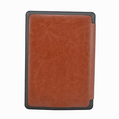 Slim Leather Case Cover  For Kindle4 Kindle5(Kindle 4th And Kindle 5th)6inch BW