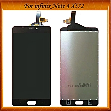 LCD Display+Touch Screen Replacement parts For Infinix x572 + Repair Tools