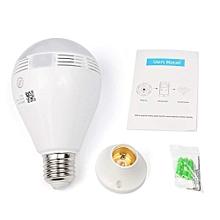 CCTV Camera Bulb - White