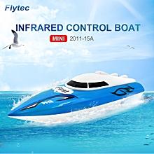 HQ2011-15A Mini Infrared Control Boat Super Speed Electric RC Ship Toys