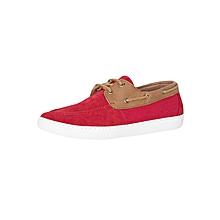 Red Men's Sneakers