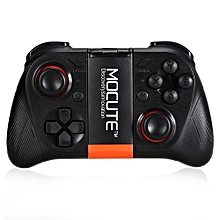 MOCUTE 050 Wireless Bluetooth Gamepad PC Game Controller For Smartphone TV Box With Built-in Foldalbe Holder Joystick