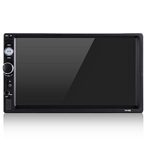 Car Stereo Radio MP3 MP5 Player Bluetooth USB TF 2Din