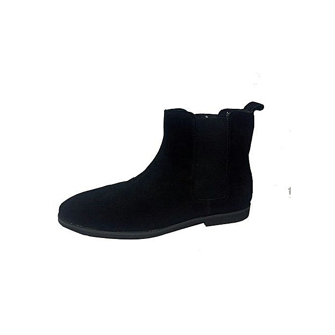 df134c9086 Buy Generic Quality Leather All Weather Fashion Casual Chelsea Boots ...