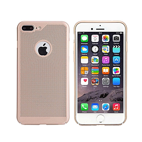 best service 13820 41375 For for iphone 7 Plus/iPhone 8 Plus Case, Ultra Slim Rugged Armor Hard PC  Heat Dissipation Case Anti-Scratch Protective Cover For IPhone 8 Plus 5.5