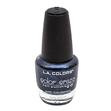 Color Craze Nail Polish-Blue Lagoon