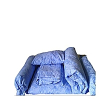 Baby Duvet and Bed sheet & Free support pillows  & Free diaper changing Mat