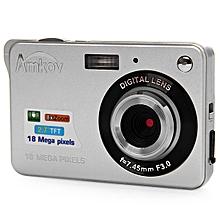 Amkov CDC3 2.7 Inch TFT Screen 18.0MP CMOS 3.0MP Anti-Shake Digital Video Camera With 8X Digital Zoom Consumer Camcorders LIEGE