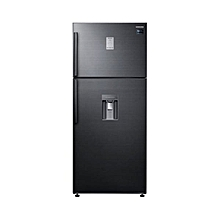 RT67K6541BS Double door fridge ,530ltrs ,BLACK