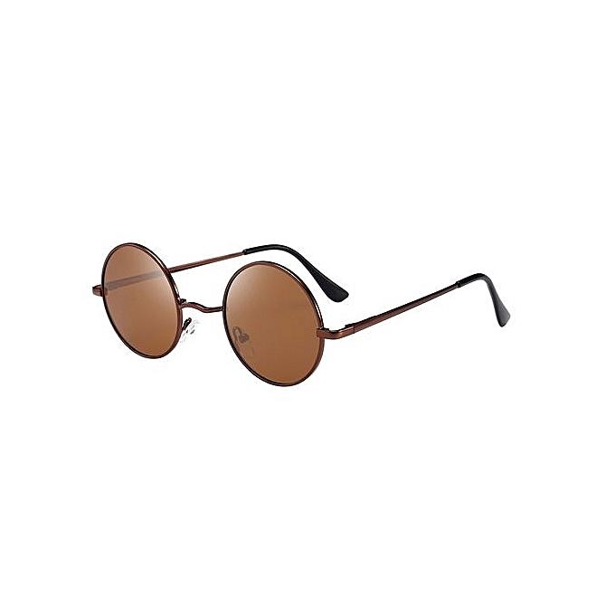 Buy Fashion Fohting Vintage Glasses Women Man Square Shades Small