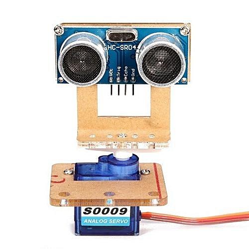 Car HC-SR04 Ultrasonic Range Finder Distance Measuring Module Sensor Arduino