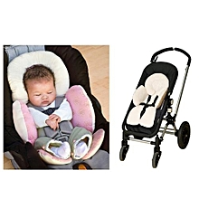 New Baby Pink Stroller Pram Pushchair Two Sided Seat Cushion Reversible Pad Car