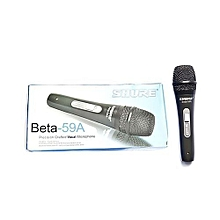 Microphone With Cable Wired Microphone Dynamic Microphone Speaker Microphone 1.5m Dynamic Wired Cable for Singing Mac