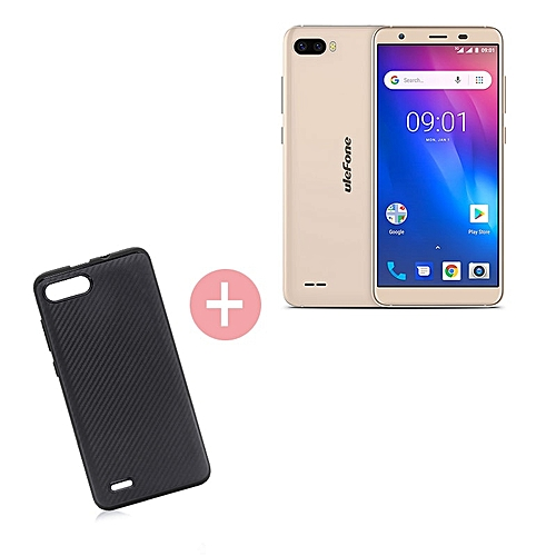 366bf4f8a86 Ulefone S1 1GB+8GB Smartphone 5.5 inch Android Go edition Dual Camera 3G  Face Unlock mobile phone HSMALL